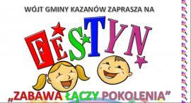 Festyn w Gminie Kazanów