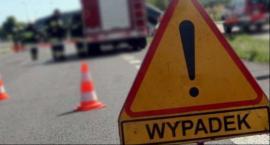 Śmiertelny wypadek w Janowie