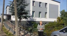 Odnowiony budynek Ośrodka Zdrowia w Kazanowie