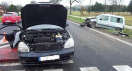 Dwie osoby zostały ranne  w miejscowości Pająków gm. Przyłęk