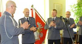 Uroczyste pożegnanie I Zastępcy Komendanta Powiatowego Policji w Zwoleniu