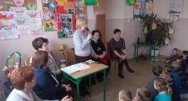 Dzień Poezji w szkolne i bibliotece w Sycynie