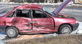 Wypadek w Sycynie