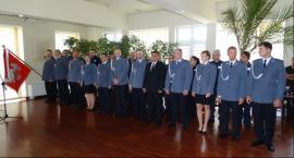 Święto Policji w Komendzie Powiatowej Policji w Zwoleniu