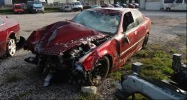 Śmiertelny wypadek. Kierowca uderzył w mężczyznę zbierającego maliny