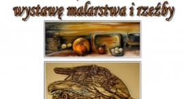 Wystawa malarstwa i rzeźby w Zwoleńskim Domu Kultury