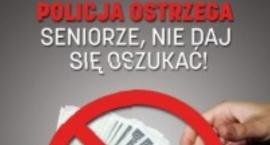 """""""Fałszywi policjanci"""" w Zwoleniu"""