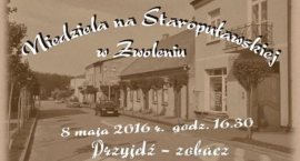Niedziela na Staropuławskiej w Zwoleniu