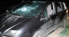 Zatrzymany za uszkodzenie samochodów