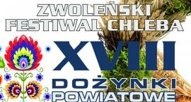 Zwoleński Festiwal Chleba - XVIII Dożynki Powiatowe - Zwoleń 2016