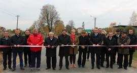 Zakończona przebudowa drogi powiatowej 4528W Zwoleń Baryczka