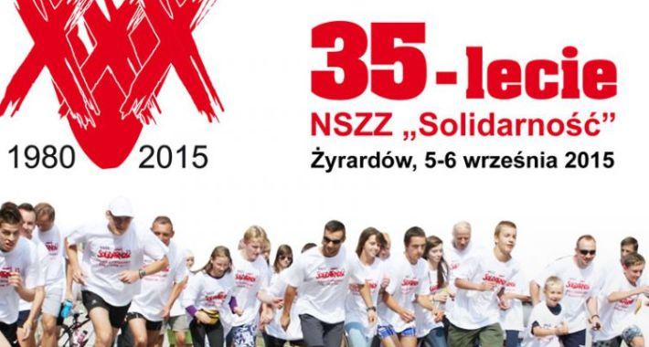 Biegi, Solidarności trzeci - zdjęcie, fotografia