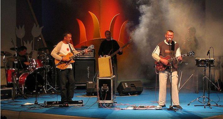 Muzyka, koncerty, zagra Żyrardowie - zdjęcie, fotografia