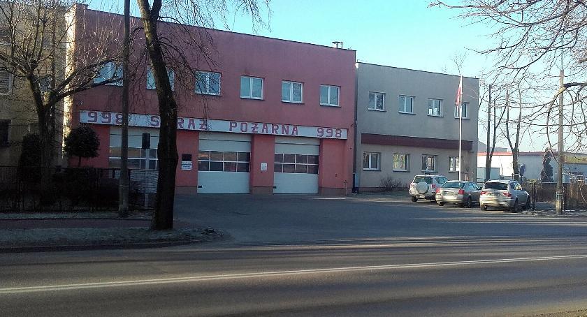 Na sygnale, Żyrardów atakuje Pięć osób szpitalu - zdjęcie, fotografia