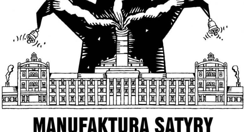 """Kultura, edycja Ogólnopolskiego Konkursu Satyrycznego Manufaktury Satyry"""" - zdjęcie, fotografia"""