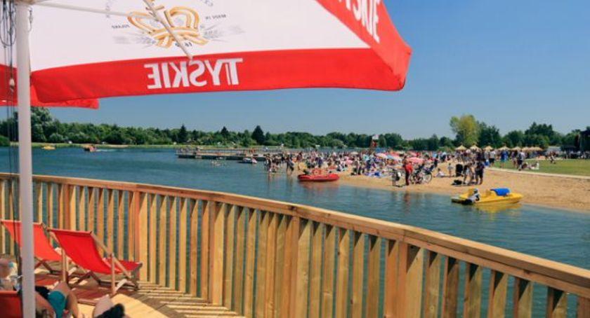 Widomości, Kąpielisko Zalewem Żyrardowskim otwarte - zdjęcie, fotografia