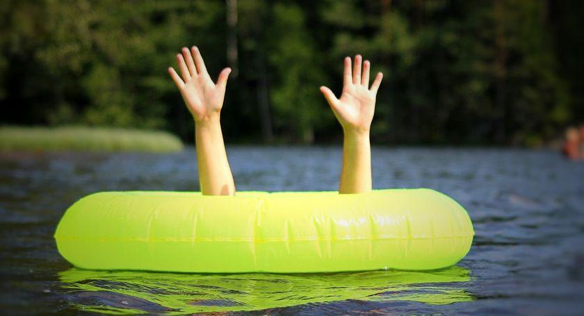 Widomości, Bezpieczny wypoczynek wodą - zdjęcie, fotografia