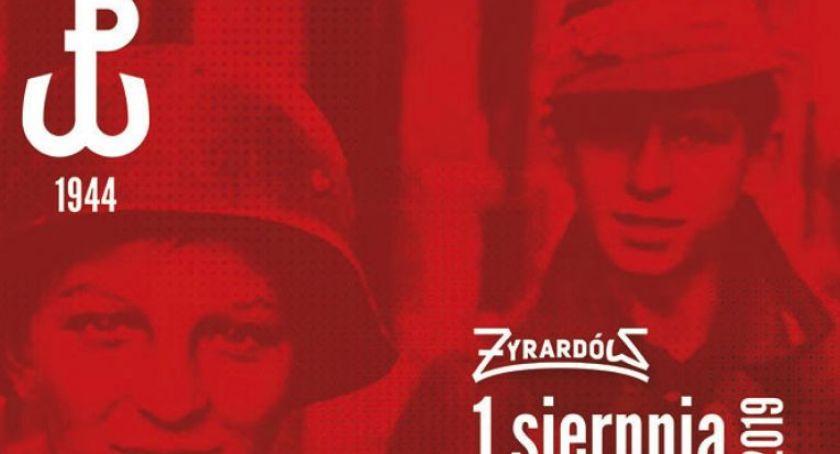 Imprezy, Obchody rocznicy wybuchu Powstania Warszawskiego - zdjęcie, fotografia