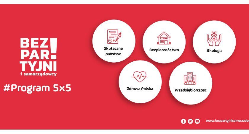 Widomości, Program Bezpartyjnych Samorządowców Polska wyzdrowieć! - zdjęcie, fotografia
