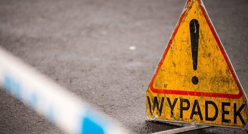Na sygnale, Tragiczny wypadek Bednarach żyje latka - zdjęcie, fotografia