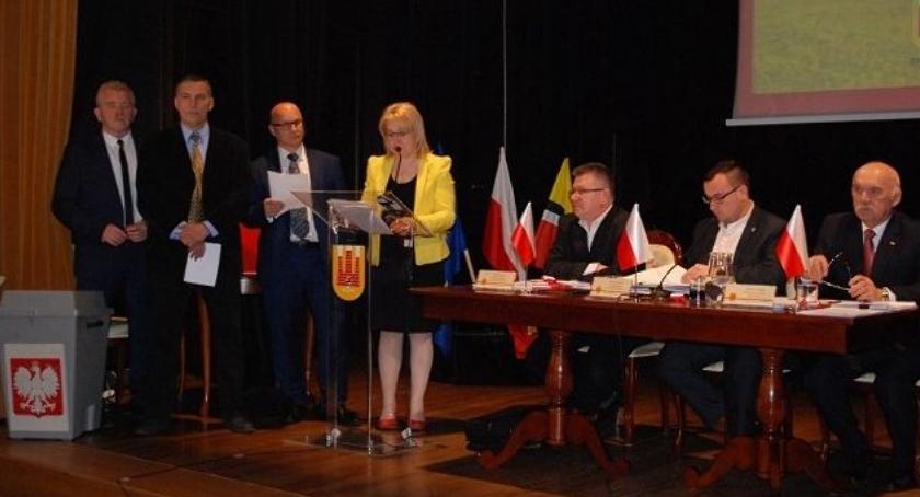 Komunikaty, Józef Kapusta wiceprzewodniczącym Miejskiej Żyrardowie - zdjęcie, fotografia