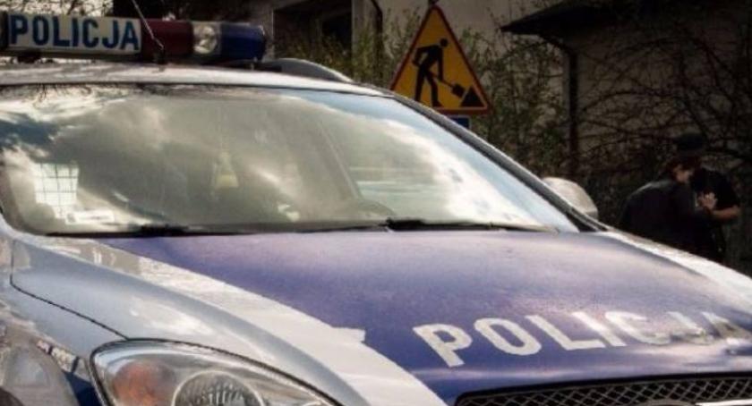 Komunikaty, Niebezpieczny wypadek obwodnicy Żyrardowa - zdjęcie, fotografia