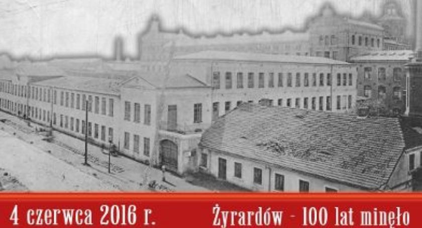 Komunikaty, Żyrardów minęło - zdjęcie, fotografia