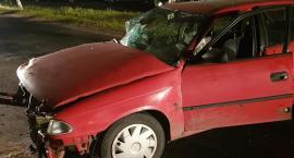 Wypadek w Woli Miedniewskiej