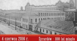 Żyrardów - sto lat minęło