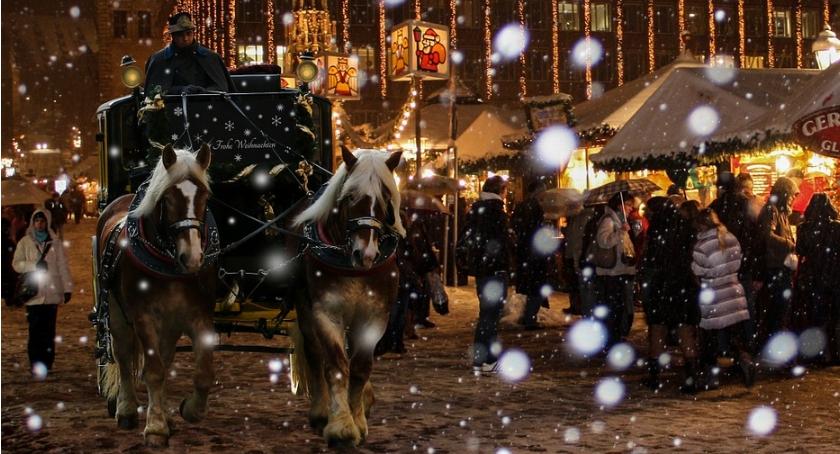 Imprezy, Jarmark świąteczny Skierniewicach - zdjęcie, fotografia