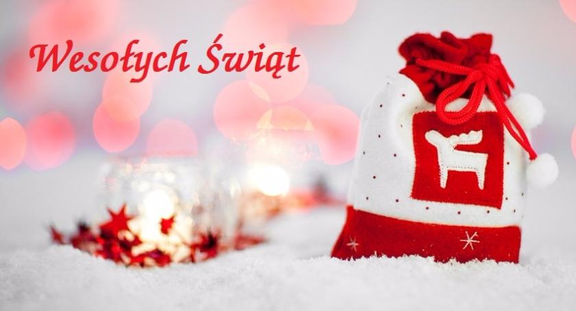Skierniewickie, Życzenia okazji Świąt Bożego Narodzenia redakcji iSkierniewice - zdjęcie, fotografia