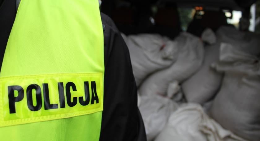 Kronika Kryminalna, Sprzedawał tytoń nielegalnie - zdjęcie, fotografia