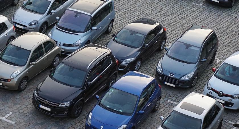 Inwestycje, parking Rawskiej - zdjęcie, fotografia