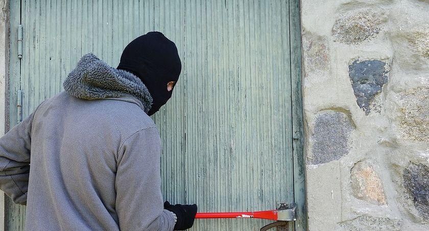 Kronika Kryminalna, Okradli grozi pozbawienia wolności - zdjęcie, fotografia