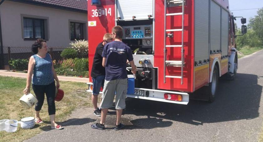 Wiadomości, Strażacy kolejny wyruszają pomocą - zdjęcie, fotografia