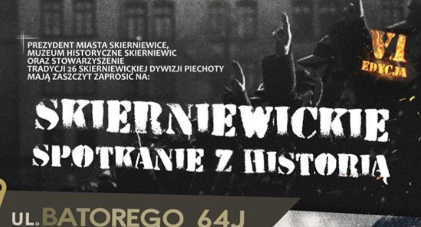 Historia Skierniewic, Skierniewickie spotkanie historią - zdjęcie, fotografia