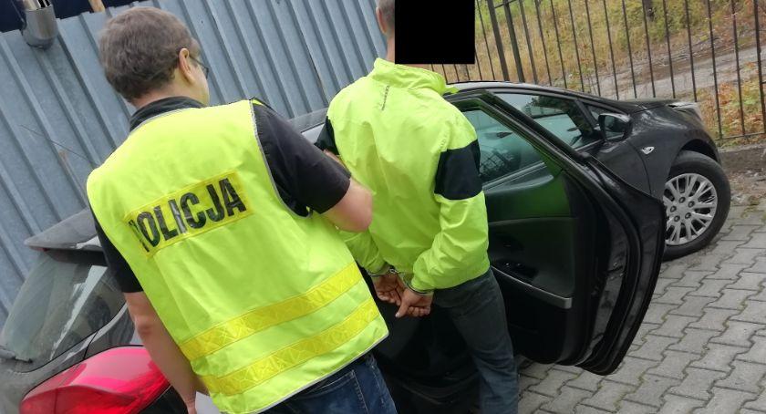 Kronika Kryminalna, Zatrzymany rozbój letniej kobiecie - zdjęcie, fotografia