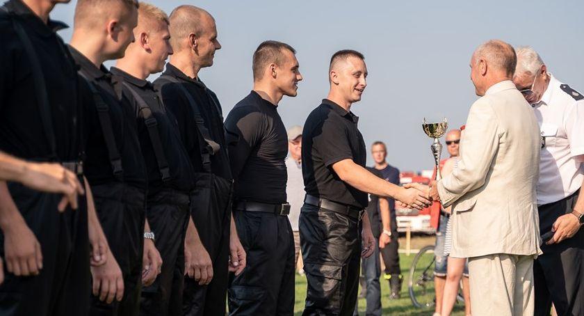 Wiadomości, Miejsko Gminne Zawody Sportowo Pożarnicze jednostek Ochotniczych Straży Pożarnych - zdjęcie, fotografia