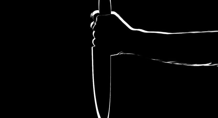 Kronika Kryminalna, Usiłował zabić partnerkę latka obrażeniami całym ciele trafiła szpitala - zdjęcie, fotografia