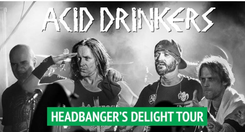 Imprezy, Koncert Drinkers rytmie rocka - zdjęcie, fotografia