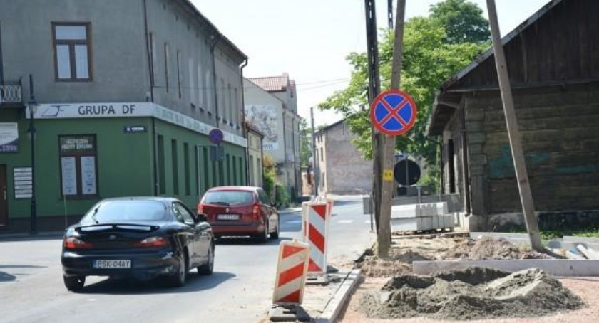 Wiadomości, Uwaga kierowcy! Utrudnienia drogowe centrum miasta - zdjęcie, fotografia