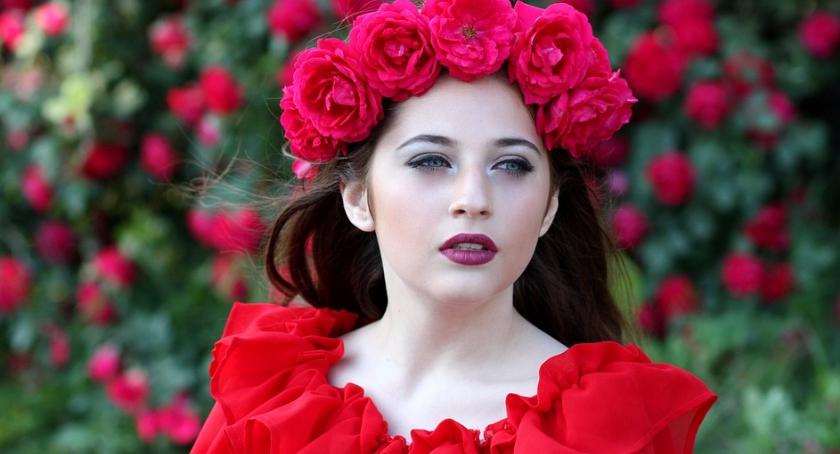 Imprezy, Kwiat Skierniewic miasto pięknych dziewcząt konkurs - zdjęcie, fotografia