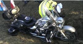 Śmiertelny wypadek Skierniewice: niejasne okoliczności zgonu motocyklisty