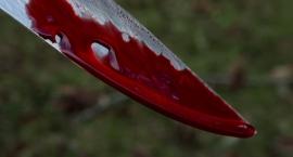 Nożownik z Żyrardowa zaatakował mężczyznę w Skierniewicach