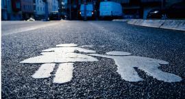 Niebezpieczne potrącenie pieszego