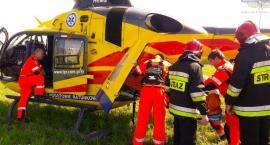 Wypadek w miejscowości Miłochniewice