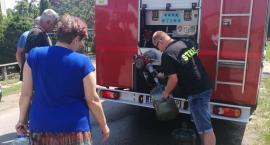 Strażacy ruszają z pomocą