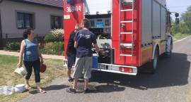 Strażacy po raz kolejny wyruszają z pomocą