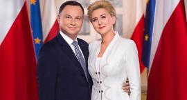 Para Prezydencka na 42. Skierniewickim Święcie Kwiatów, Owoców i Warzyw