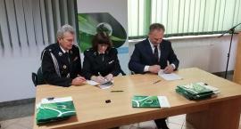 Podpisano umowę na dofinansowanie jednostki OSP Skierniewice